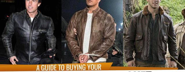 A Guide to Buying your First Leather Jacket
