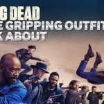 The Walking Dead Celebrity Outfits