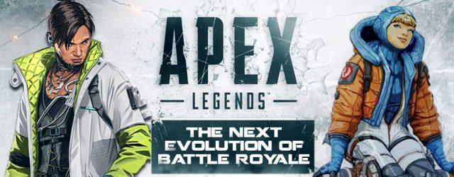 Apex Legends - The Next Evolution of Battle Royale