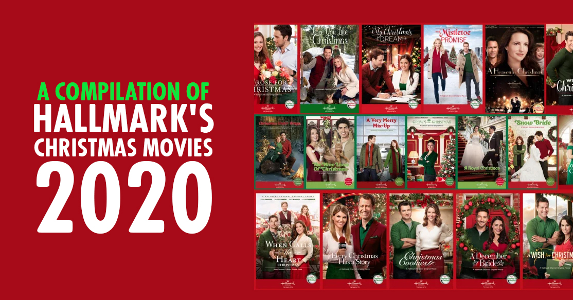 A Compilation of Hallmark's Christmas Movies 2020