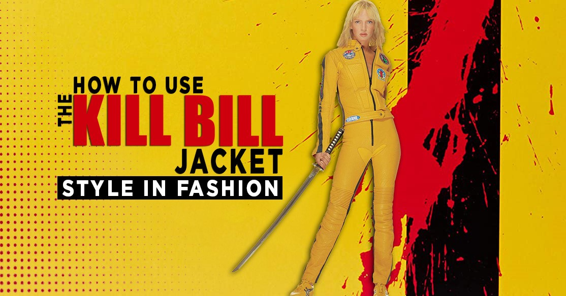 Is Kill Bill Jacket style still a part of our fashion wardrobe in 2021
