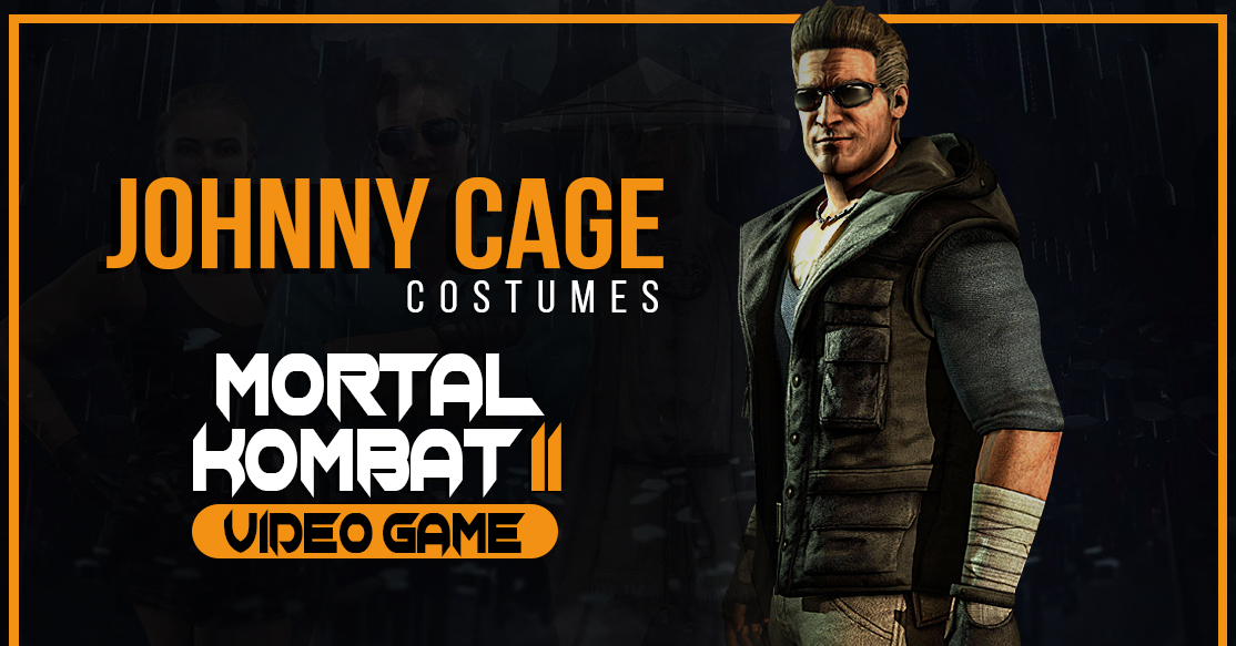 How to design the perfect Mortal Kombat 11 Johnny Cage Vest