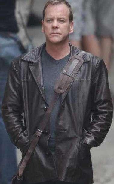 24 Series Jack Bauer Jacket