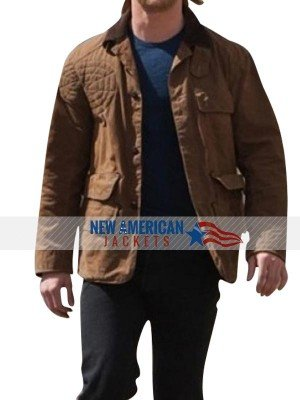 Chris Hemsworth Thor cotton Jacket