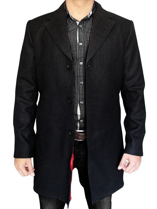 Doctor Who Peter Capaldia Coat