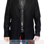 Doctor Who Peter Capaldia wool Coat