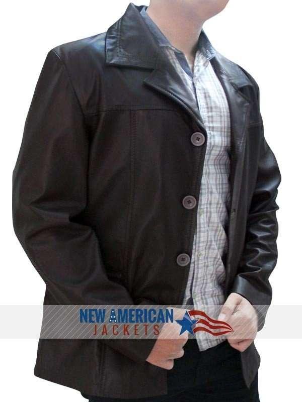 Jack Bauer Leather Jacket