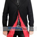 Peter Capaldia Doctor Who Coat
