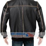 Sheriff Graham leather Jacket