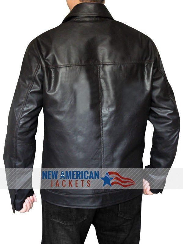 The Walking Tall Rock jacket