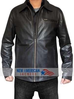 Walking Tall Chris Vaughn Leather Jacket