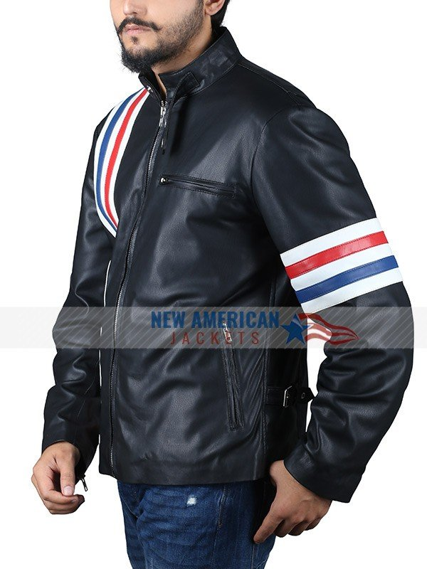 Easy Rider peter Fonda Leather Jacket