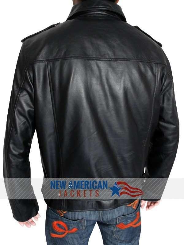 Aaron Paul A long Way Down Jacket