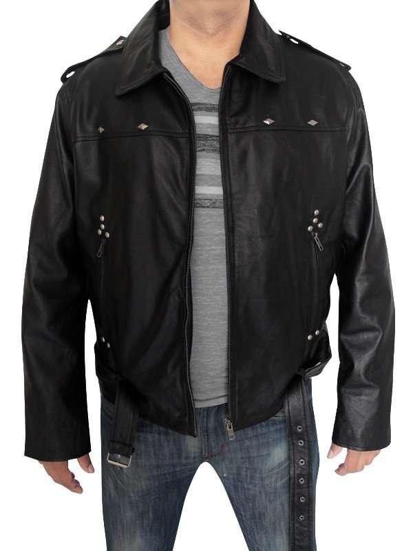 Aaron Paul long way down jacket