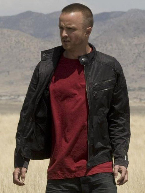 aaron paul breaking bad jacket