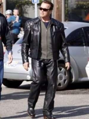 Terminator 5 Jacket