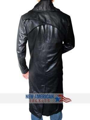 Benedict Cumberbatch khan coat jacket