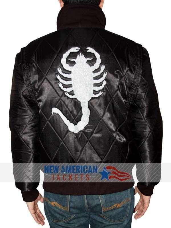 Black Drive Jacket