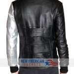 Bucky Jacket Silver Armor