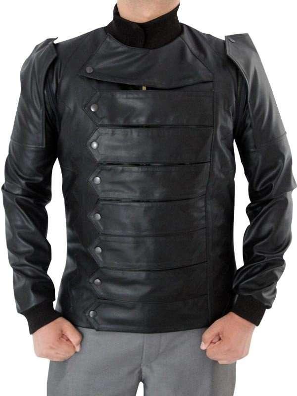 Bucky Vest Jacket