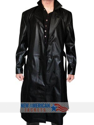 Buffy The Vampire Slayer Spike Trench Coat