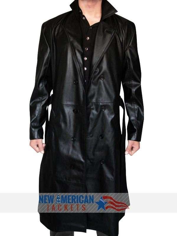 Buffy The Vampire Slayer Spike Trench Coat