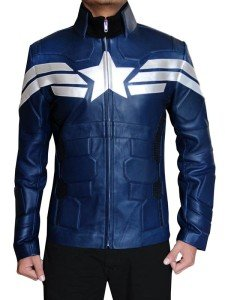 Captain Leather Jacket