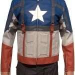 Captain America Avenger Jacket