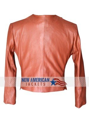2 Broke Girls Leather Jacket