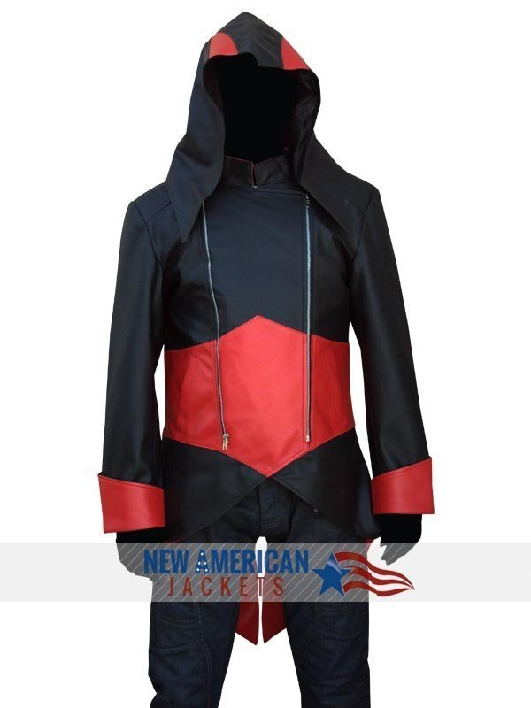 Connor Kenway Assassins Creed Jacket