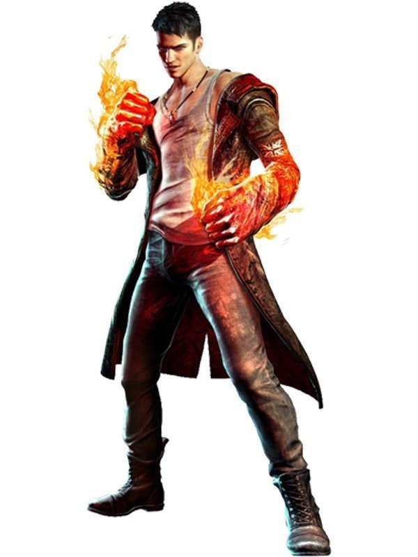 DMC Devil May Cry Coat Jacket