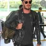 David Beckham Brazil Airport Jacket