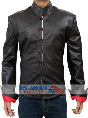 Demons Da Vinci Leather Jacket