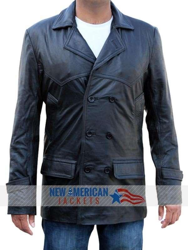 Doctor Who Coat Leather Jacket