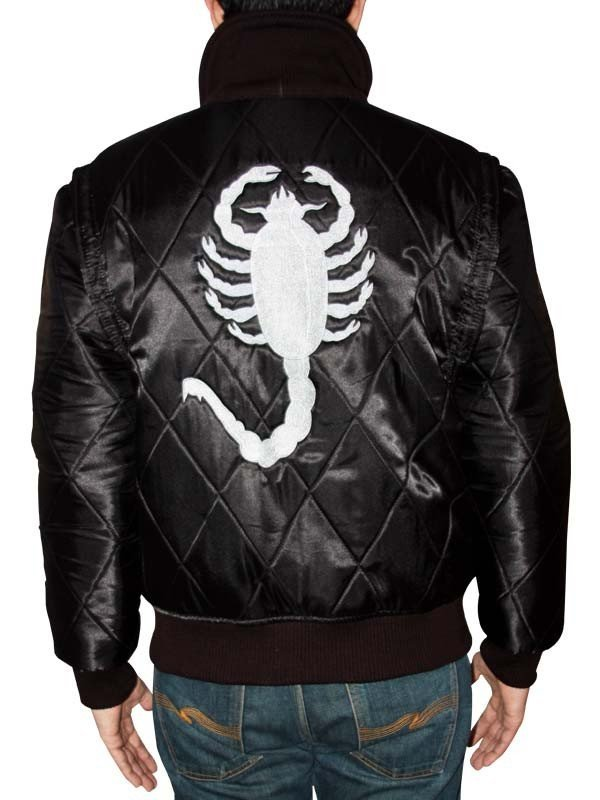 Drive Black Ryan Gosling Jacket