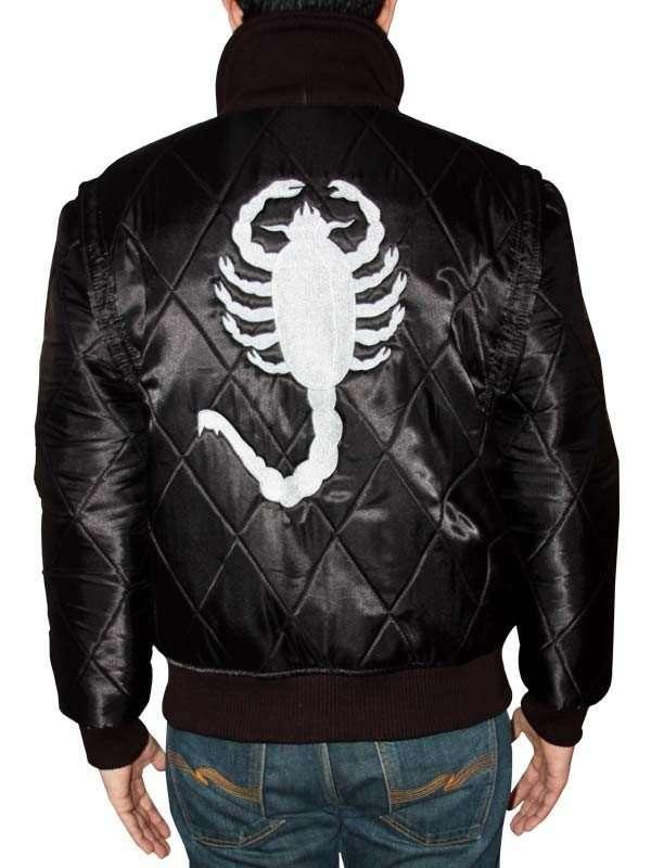 Drive Black Ryan Gosling Jacket