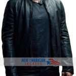 Edger Ramirez Deliver us from evil black Leather Jacket