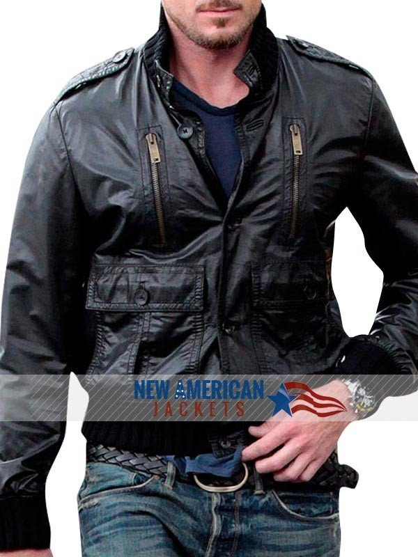 Eric Dane Greys Anatomy Bomber Jacket