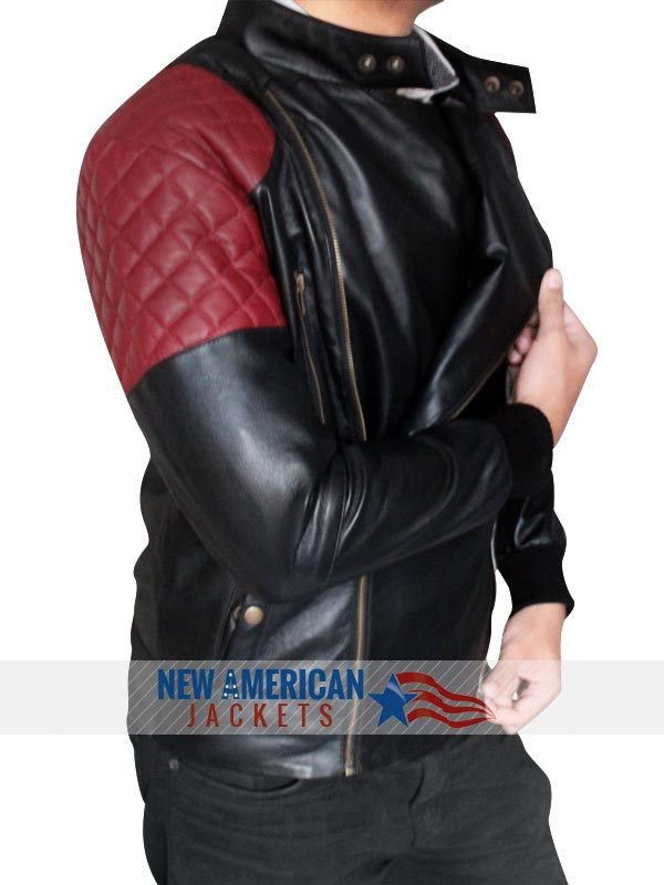 Kid cudi leather jacket