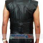 Hawkeye The Avengers leather Vest