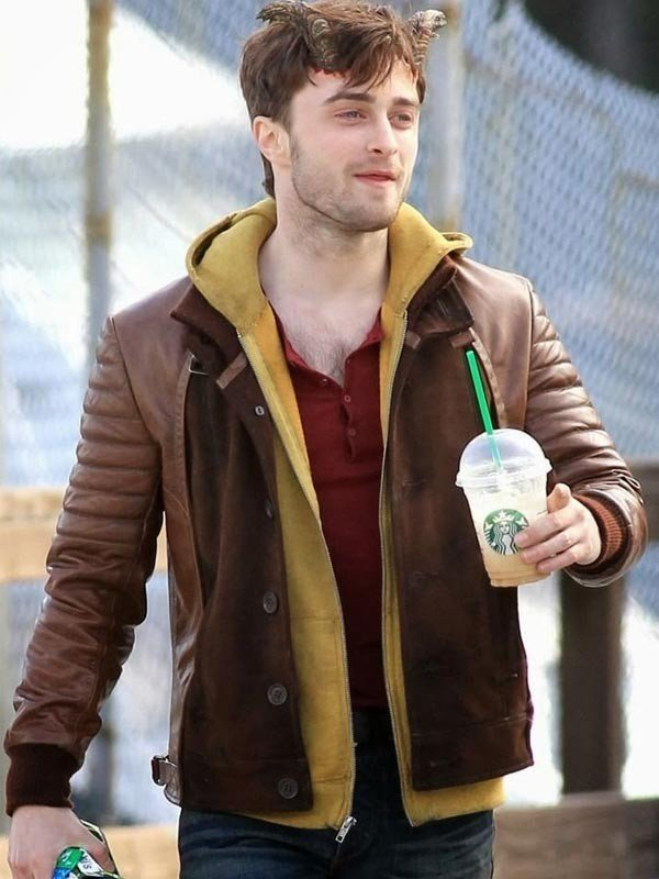 IG PERRISH HORNS DANIEL RADCLIFFE JACKET