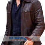 Inception Cobb Leonardo DiCaprio brown Jacket