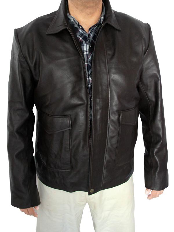 Indiana Jones 4 Leather Jacket