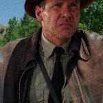 Indiana Jones Harrison Ford Leather Jacket