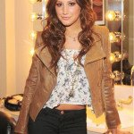 Jacket Ashley Tisdale
