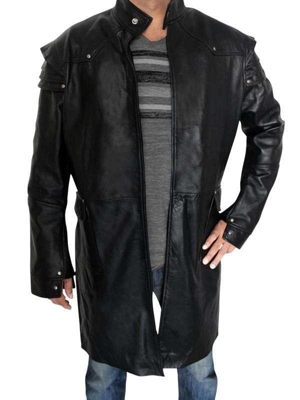 Jeremy Renner Hansel And Gretel Coat