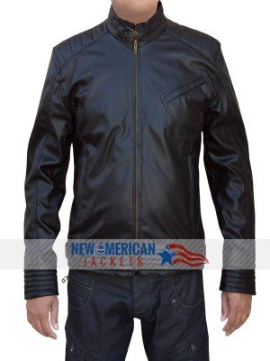Bourne Legacy Real Leather Jacket
