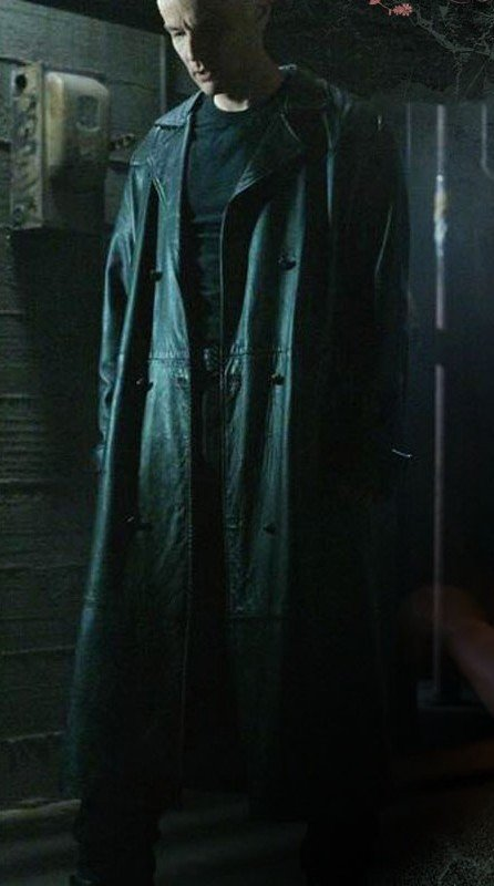 Leather Coat Buffy The Vampire Slayer Spike Trench