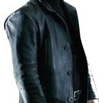 Mark Wahlberg Jacket real leather