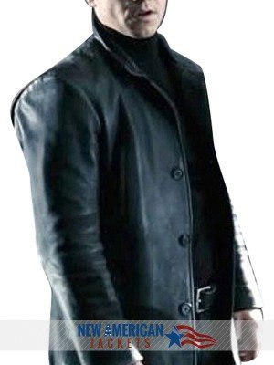 Mark Wahlberg Jacket real leather
